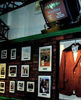 The Jack Brickhouse Exhibit at the Chicago MBC Museum